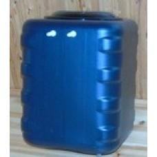 """Бак для душа """" Альтернатива""""  150 л с пластиковым  шаровым краном"""