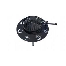 Гриль-мангал Морячок 10 мм