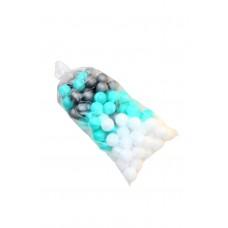 Комплект шариков 7 см/100 шт PS-531 для с/б PS-526