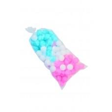 Комплект шариков 7 см/100 шт PS-533 для с/б PS-523, PS-527