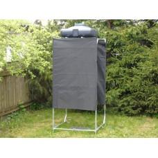 """Летний душ для дачи """"Альтернатива"""" 150 л. без подогрева"""