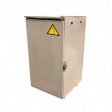 Шкаф на один газовый баллон 27 л, разборный, стальной