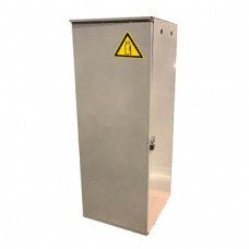 Шкаф на один газовый баллон 50 л., разборный, стальной