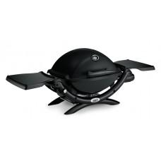 Гриль газовый Weber Q 1200 Black Line черный