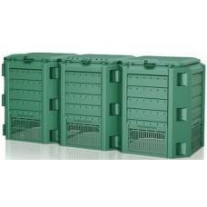Компостер Prosperplast Module 1200 л зеленый