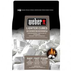 Кубики для розжига Weber 22 шт