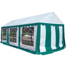 Торговая палатка Sundays P36201G (White-Green)