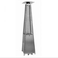Уличный газовый обогреватель Aesto A-06Т античное серебро
