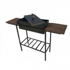 Мангал разборный ForRest 4 мм со столиком